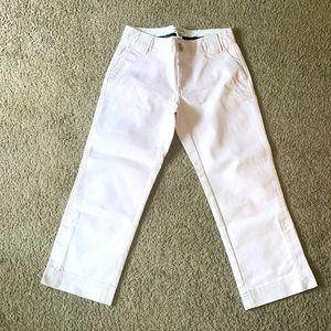 Banana republic cropped pants! EUC! Size0! Pink!